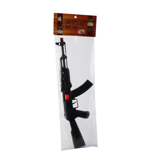 Игрушечное оружие и бластеры Играем вместе АК-47 оптика на ак 74