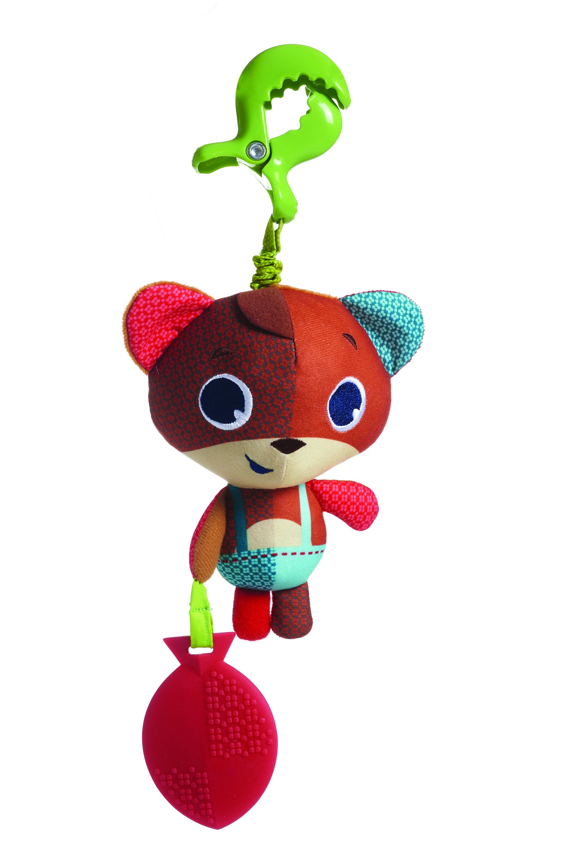 Игрушка-подвеска Tiny Love Медвежонок tiny love игрушка подвеска медвежонок