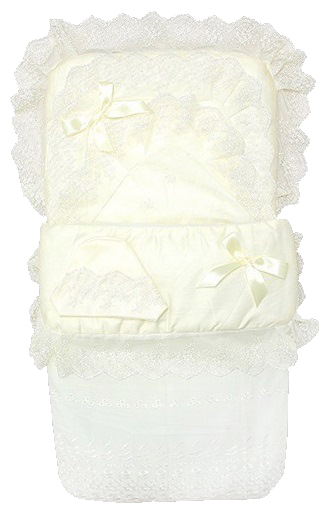 Конверт для новорожденных Арго Нежный конверт на выписку супермамкет justcute совы зима флис бант