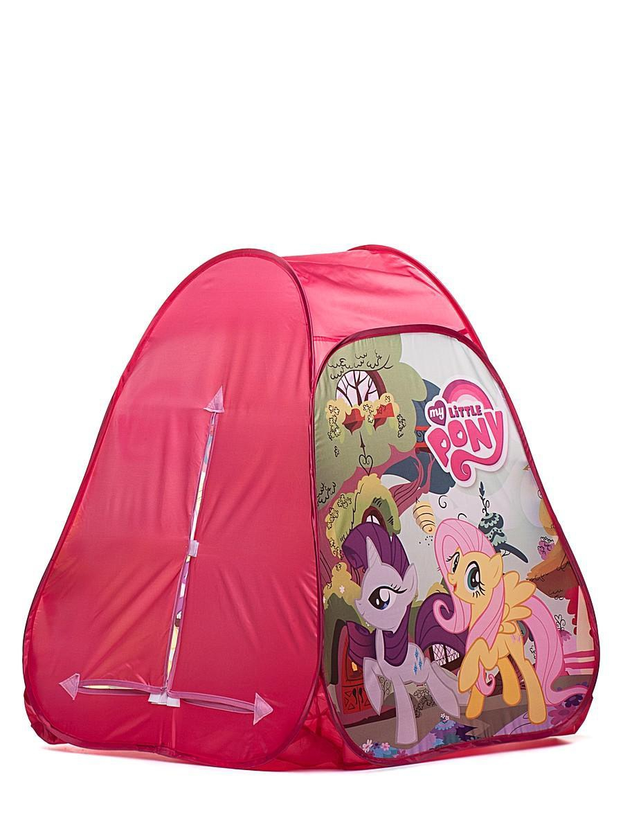 Купить Палатка, My Little Pony, 1шт., Играем вместе 176327, Китай, pink, Женский