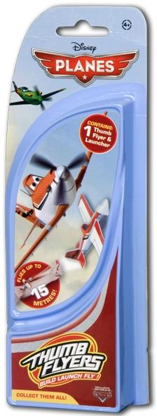 Самолеты и вертолеты Planes Самолет с пусковым устройством для запуска Disney игрушка ракеты с подсветкой 2 шт с пусковым устройством zing
