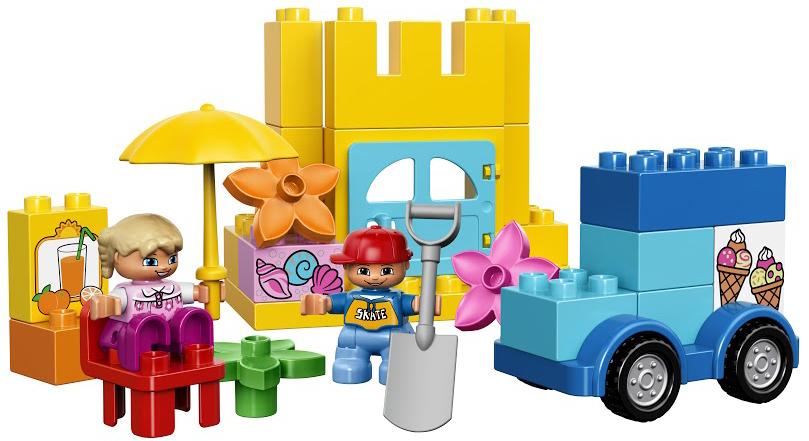 LEGO DUPLO LEGO Duplo 10618 Весёлые каникулы