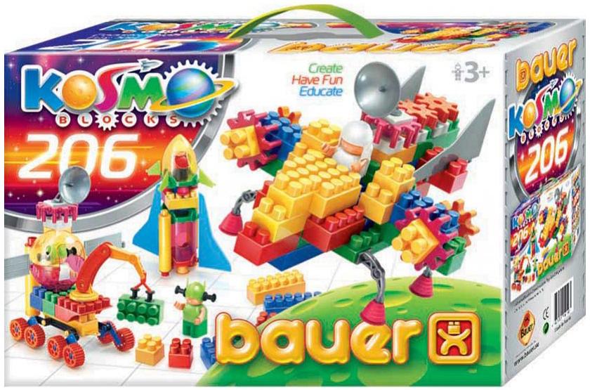 Конструкторы для малышей Bauer Конструктор Bauer, в ассортименте игрушка в яйце bauer eggs 8 5см page 3