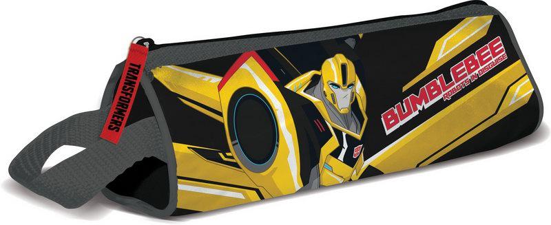 Пенал-тубус Transformers Школьный на молнии