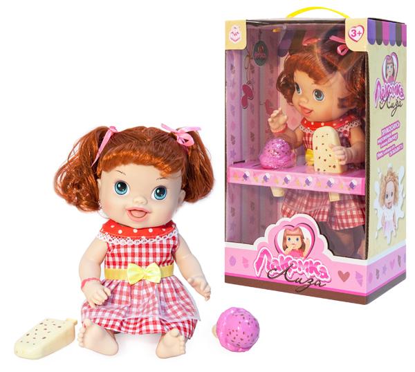 Другие куклы 1toy Лакомка Лиза рыжая лиза