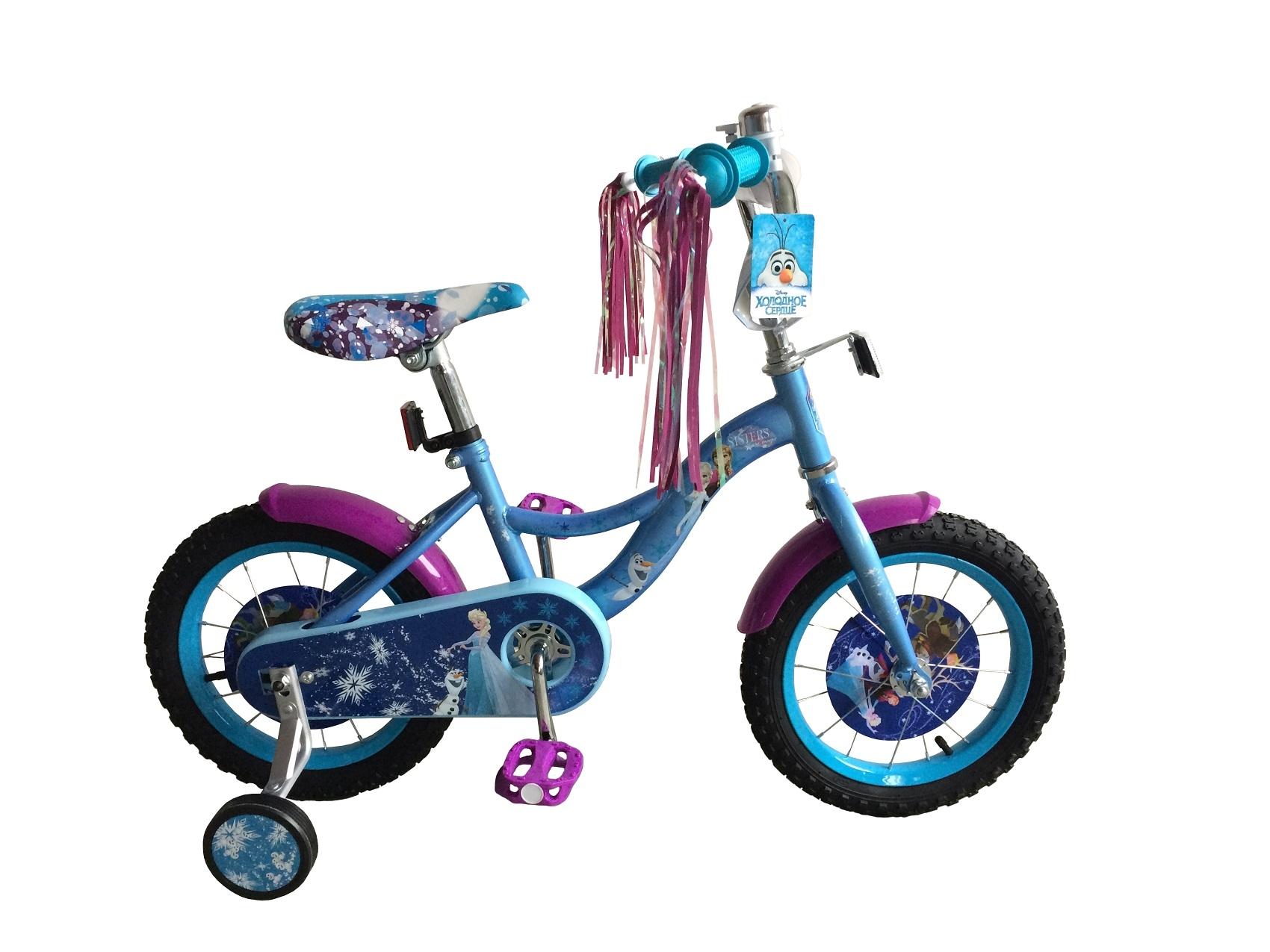 Велосипеды двухколесные Disney Холодное сердце ВН14169К