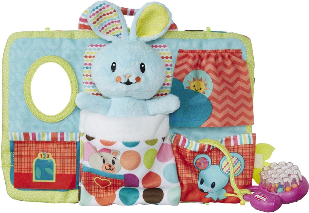 Купить Развивающие игрушки для малышей, Первые плюшевые друзья, 1шт., PLAYSKOOL B6290EU4, Китай, в ассортименте