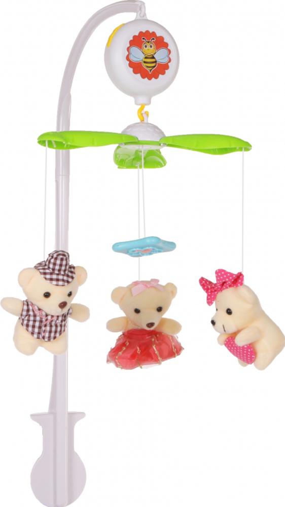 Мобили для малышей YAKO Мишки кукла yako m6579 6