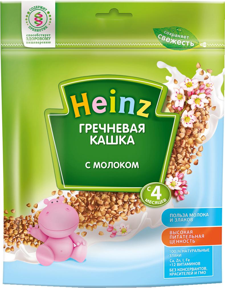 Купить Каша, Heinz Молочная гречневая (с 4 месяцев) 250 г, 1шт., Heinz 1212955, Россия