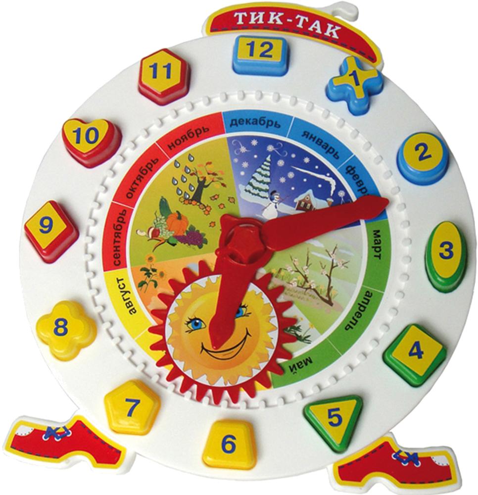 Купить Развивающие игрушки, Тик-Так, Спектр, Россия, многоцветный