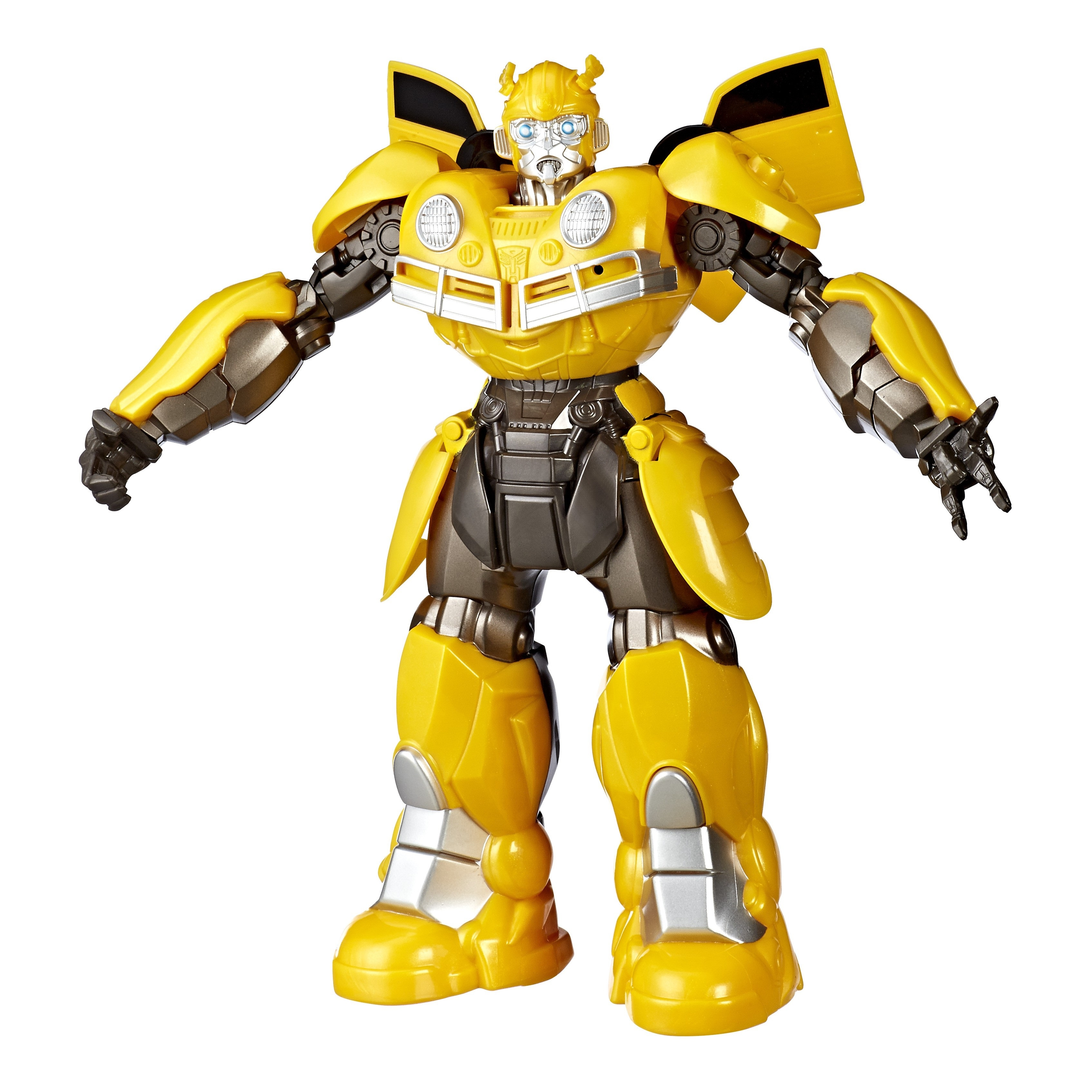 Машинки и мотоциклы Transformers Фигурка Transformers «BumbleBee» 2018 new transformers building blocks bumblebee optimus prime puzzle assembled toys gifts for children