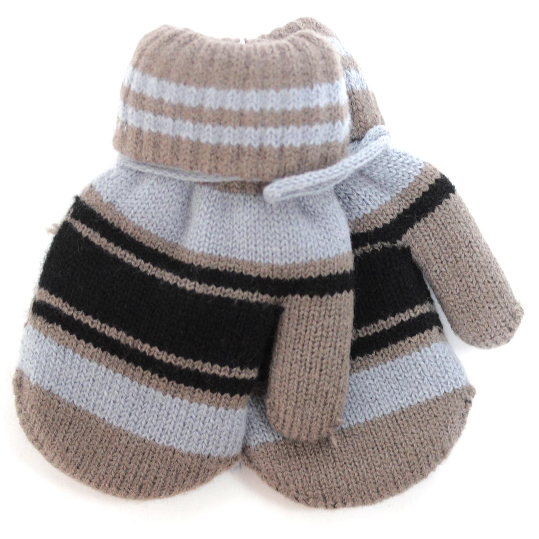 варежки перчатки и шарфы elodie details варежки 103224 103219 Варежки и перчатки Принчипесса Варежки для мальчика Принчипесса, темно-серые