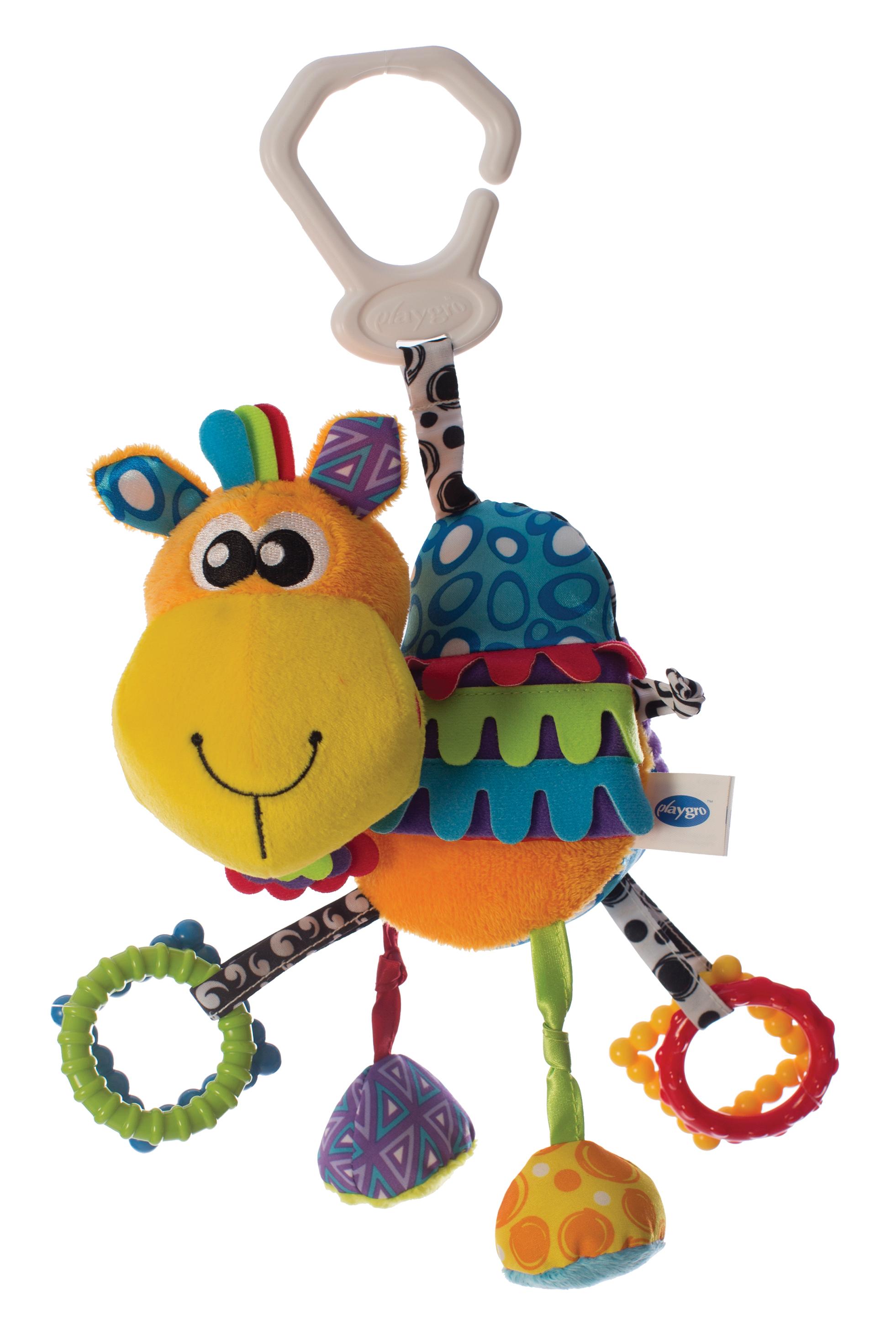 Фото - Игры и игрушки в дорогу Playgro Верблюд подвесные игрушки playgro верблюд