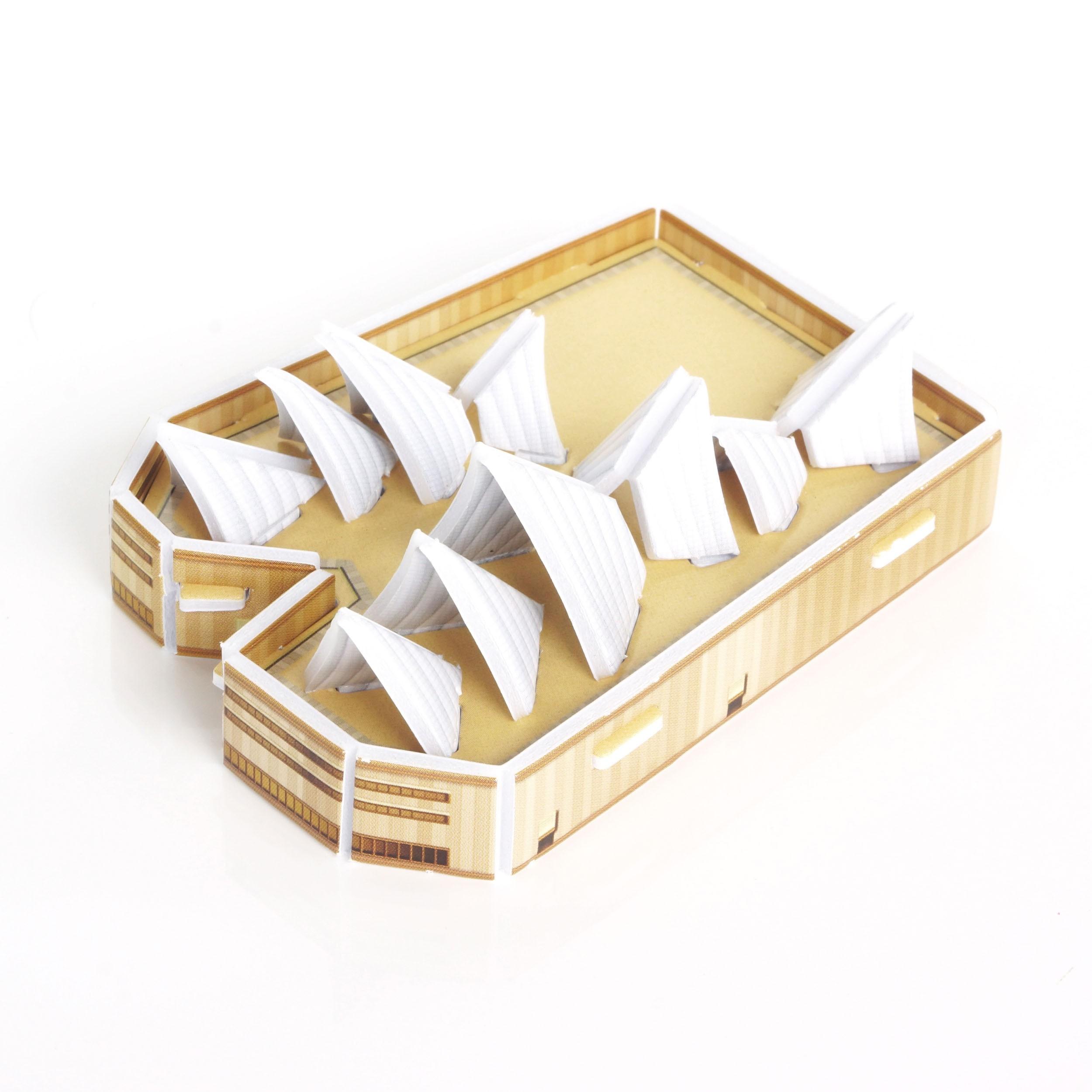 Пазлы IQ 3D Puzzle Сиднейский Оперный театр