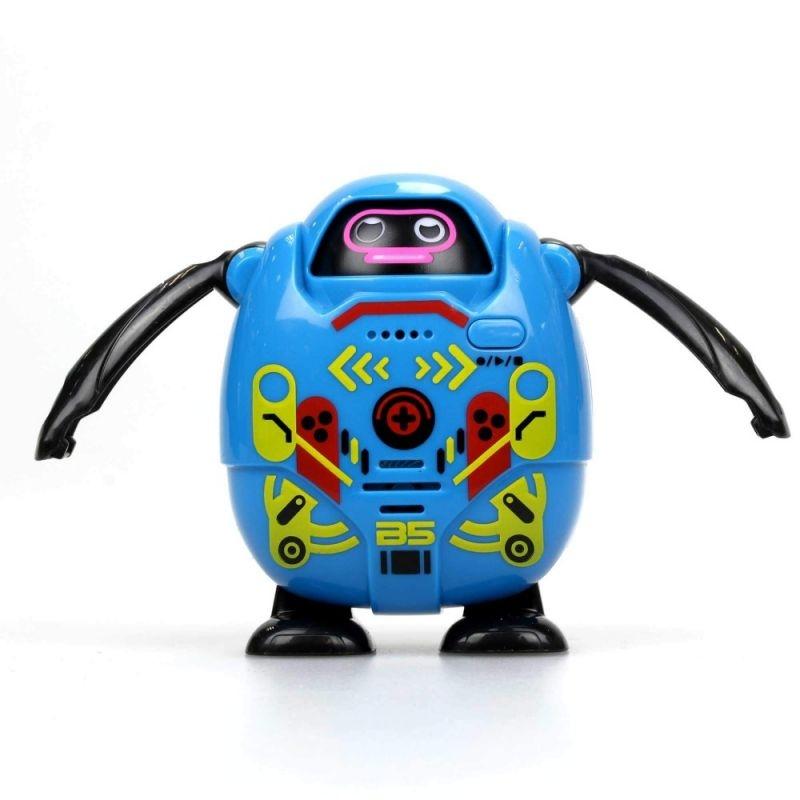 Интерактивные роботы Silverlit Робот Silverlit «Talkibot» в асс. silverlit коллекционные игрушки