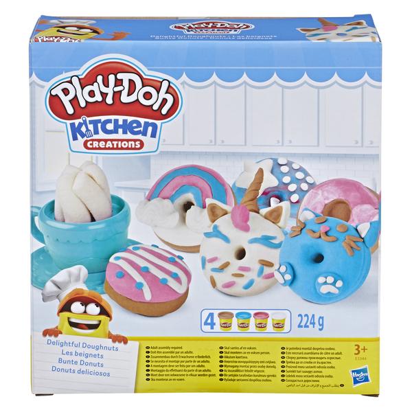Пластилин и масса для лепки Play-Doh Выпечка и пончики