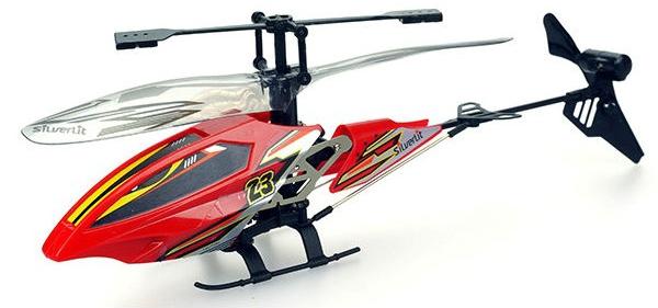 Самолеты и вертолеты Silverlit Вихрь 3-х канальный silverlit вертолет скай драгон на р у жёлтый silverlit