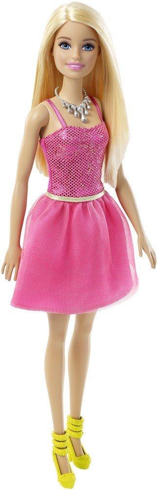 Barbie Barbie Сияние моды кукла с длинными волосами блондинка barbie fxc80