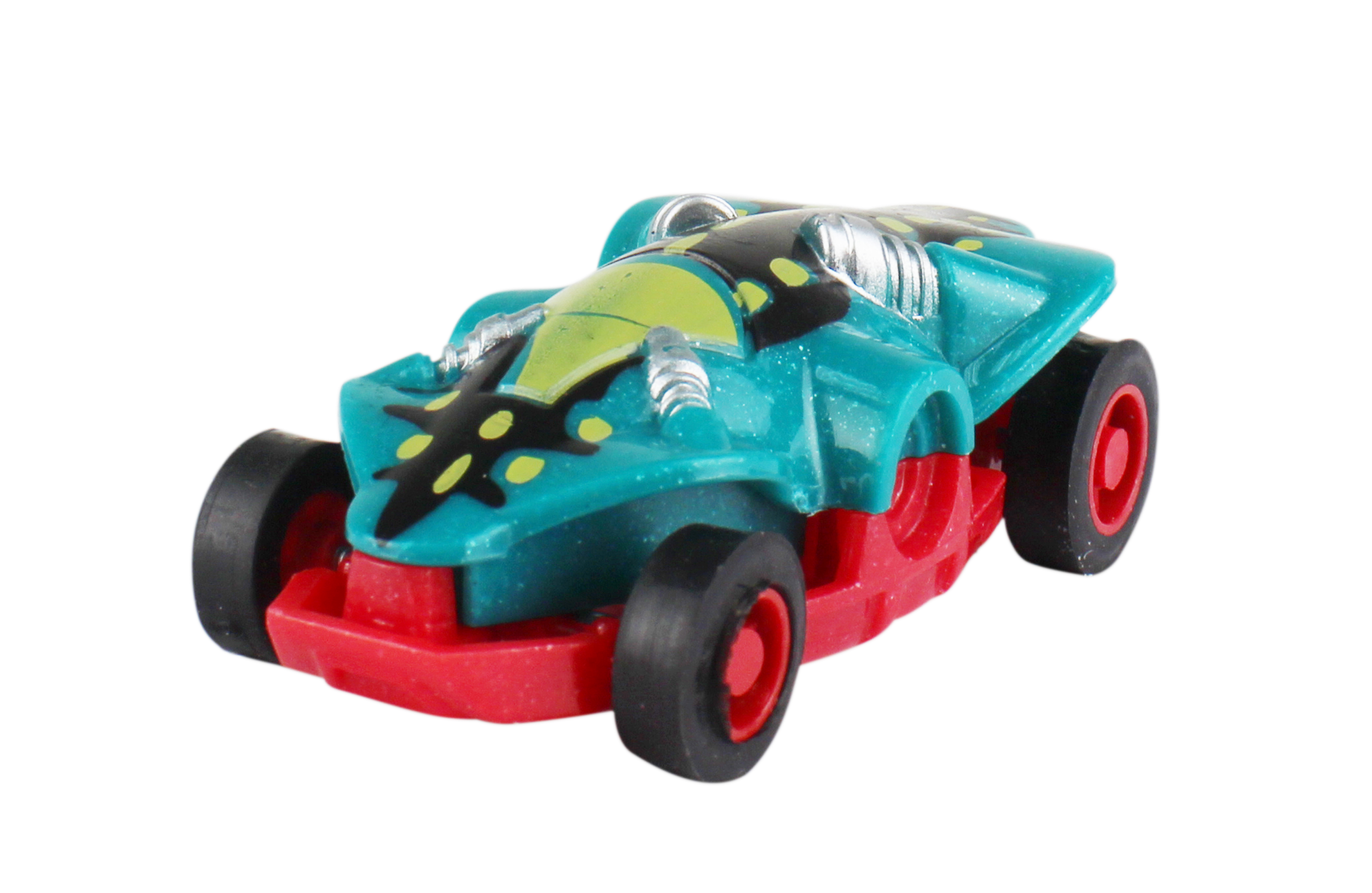Машинка 1toy Top Gear-Croco Monster Т10331 машинки и мотоциклы 1toy top gear black lord т10318