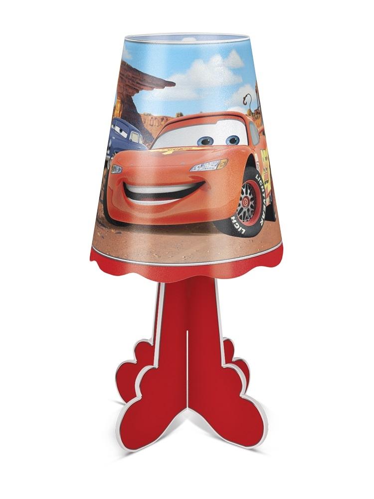 все цены на Ночник Фотон Disney Pixar «Тачки» DND-12 настольный