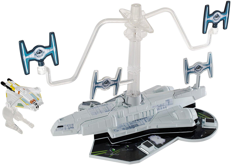 Star Wars Hot Wheels Игровой набор Star Wars в ассортименте игровые наборы hot wheels игровой набор битва с имперским крейсером