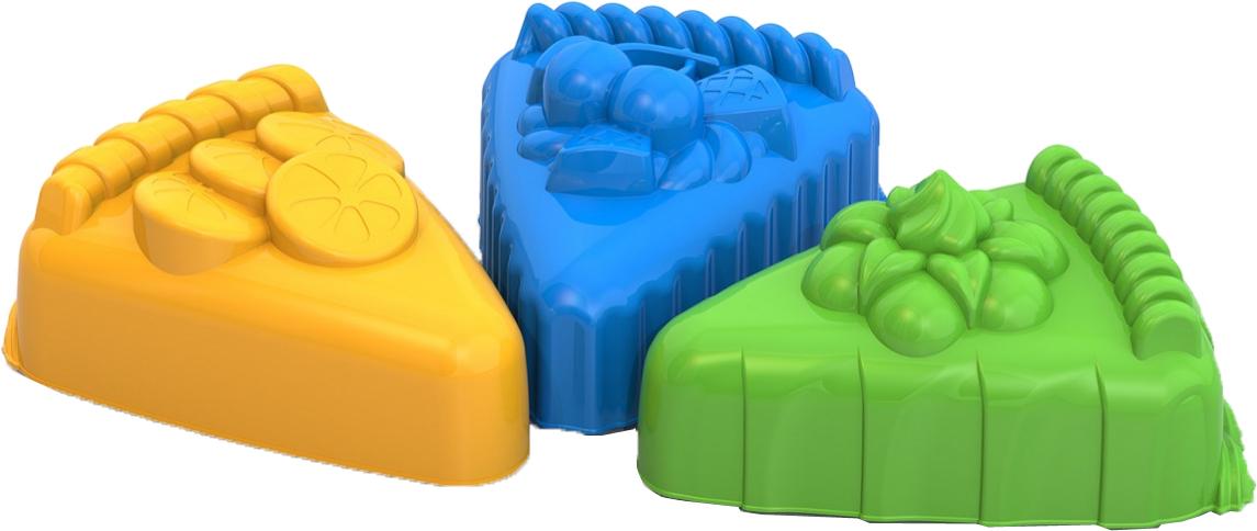 Купить Игрушки для песка, Нордпласт «Пирожные», Россия, в ассортименте