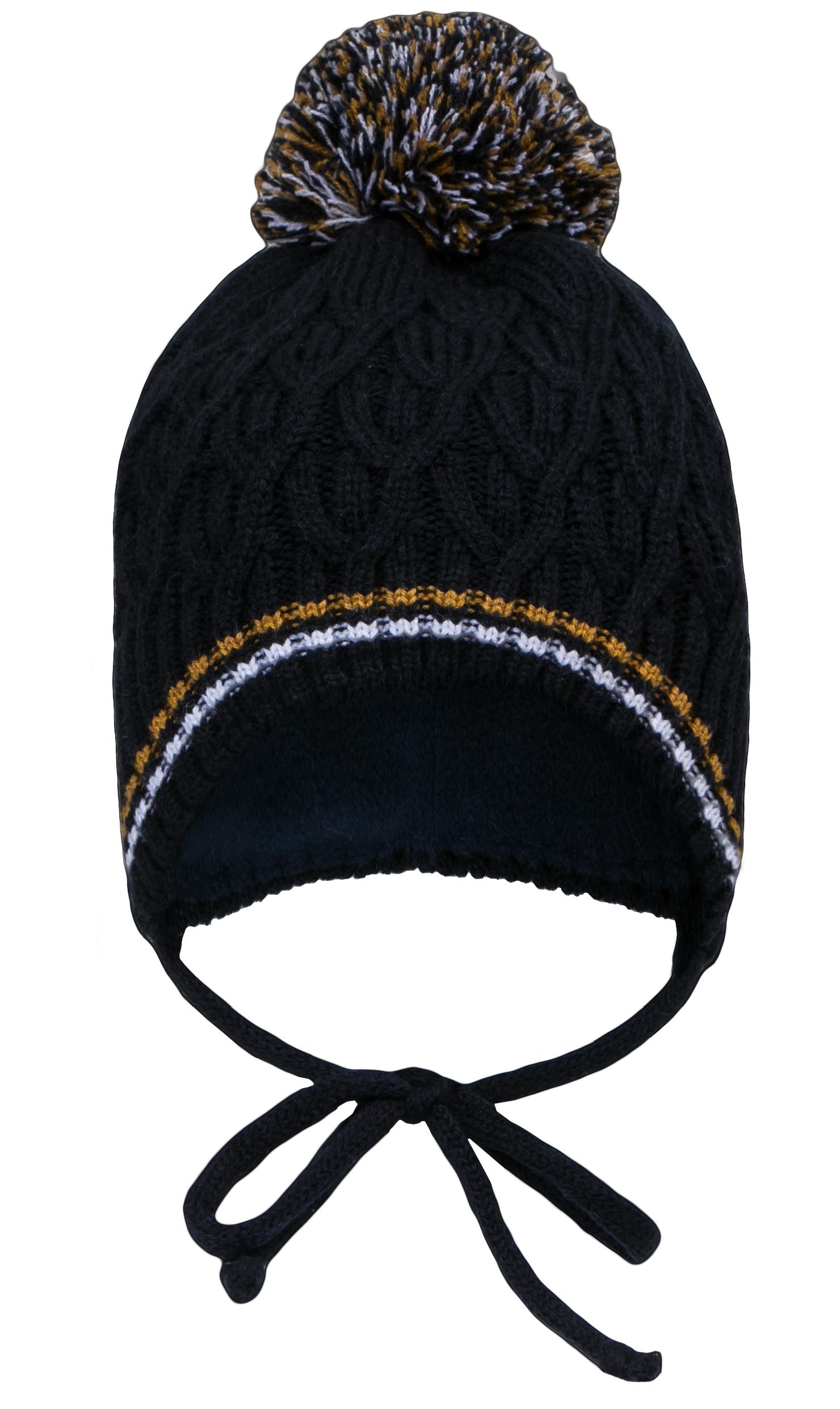 Шапка (ушанка) для мальчика Barkito W18B4014A(1) шапка ушанка для мальчика barkito темно синяя с рисунком в полоску