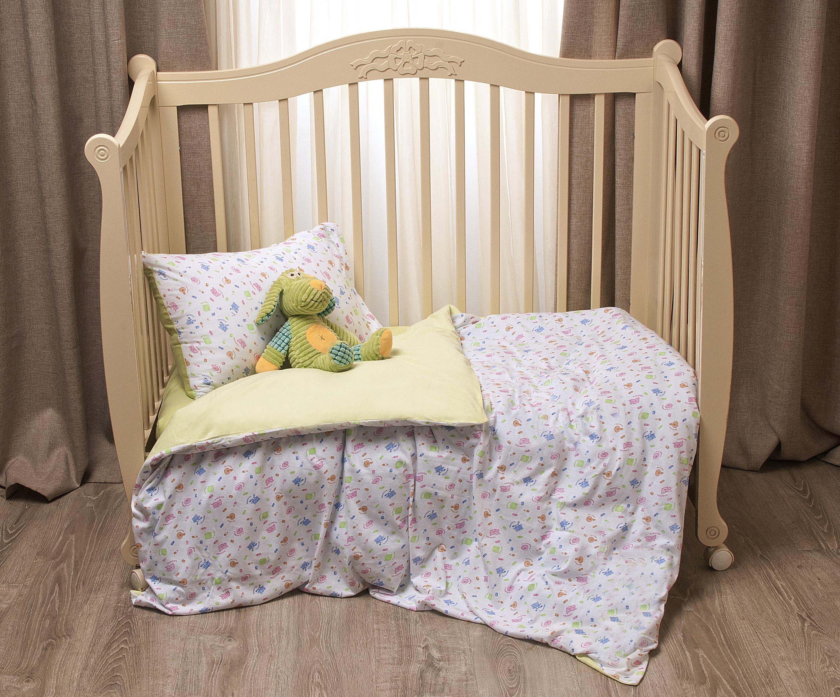 Комплект в кроватку Kupu-Kupu Зверята