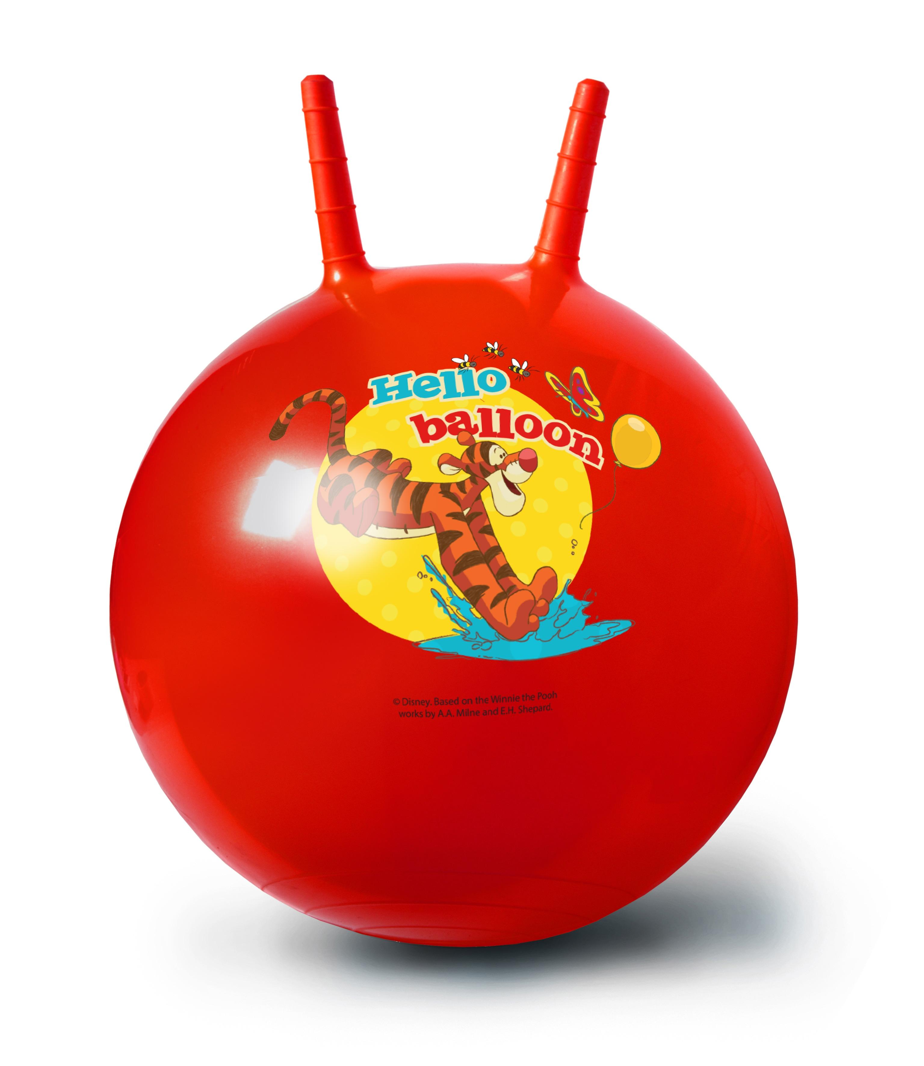 Мяч-попрыгун Fresh Trend Винни Пух 50 см stantoma игрушка попрыгун мяч с рогами цвет красный 55 см