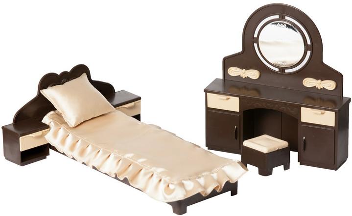 Набор мебели для спальни Русский стиль Коллекция набор мебели для домика lundby базовый набор для спальни