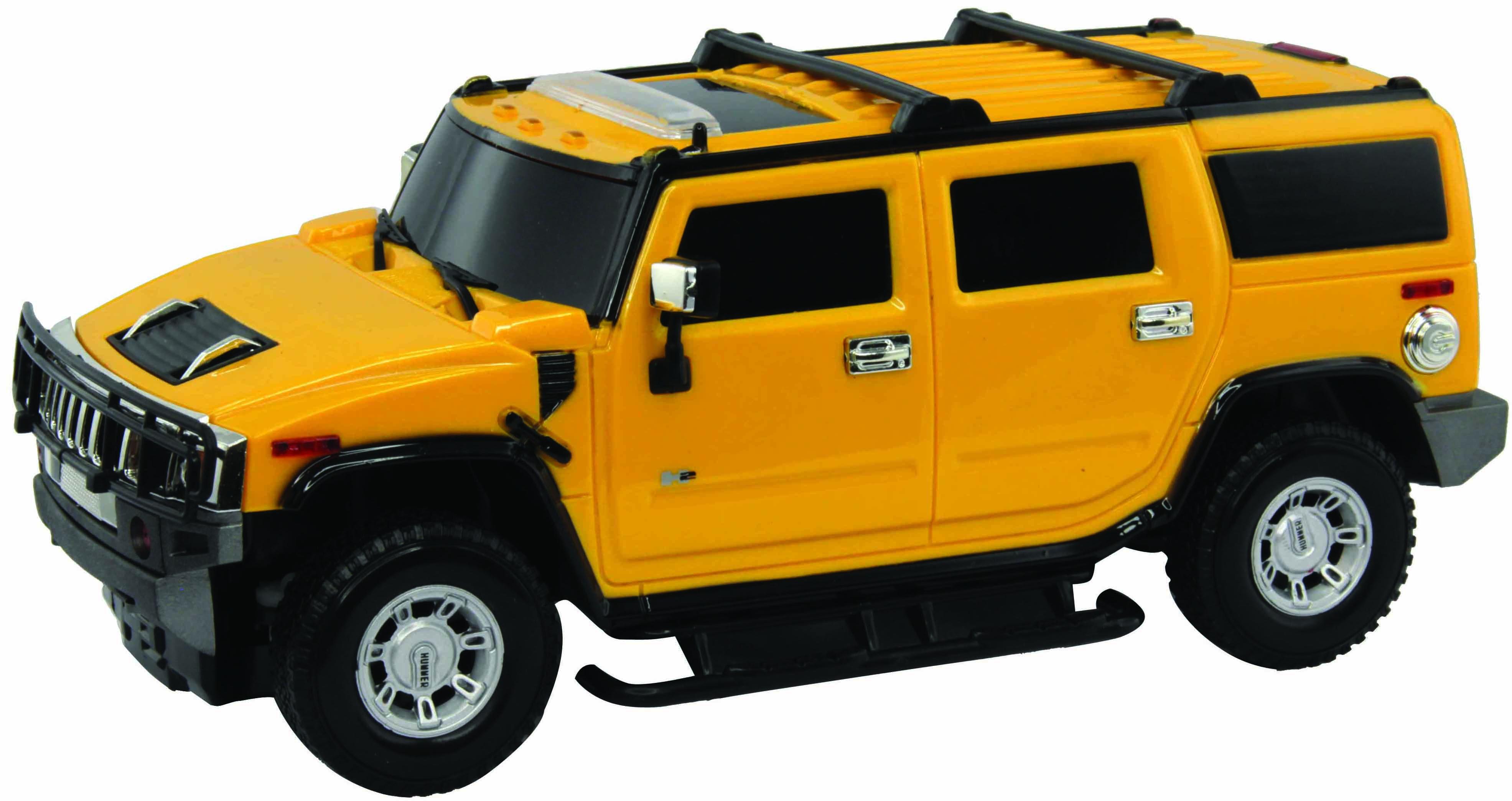 Игрушки на радиоуправлении KidzTech Hummer H2 автомобиль на радиоуправлении kidztech hot racing