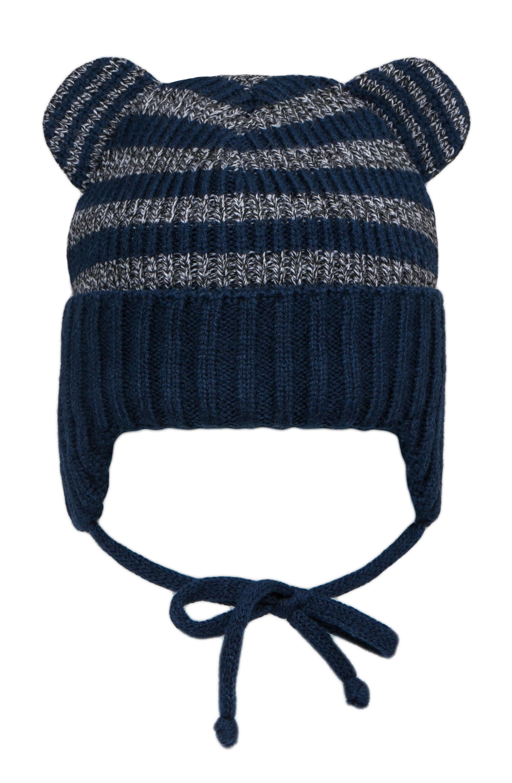 Шапка (ушанка) для мальчика Barkito W18B2006A шапка ушанка для мальчика barkito темно синяя с рисунком в полоску