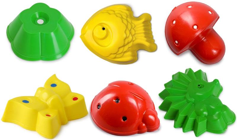 Игрушки для песка РосИгрушка Лесная полянка