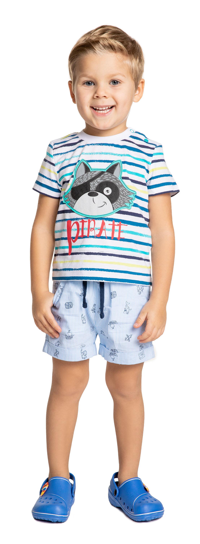 Шорты для мальчика Barkito S19B2017W(1) шорты модель бермуды для мальчика barkito тропическая жара бирюзовые