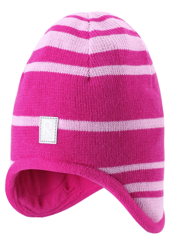 Шапка Reima Beanie, Lumula pink шапка детская reima lumula цвет синий 5285946981 размер 56
