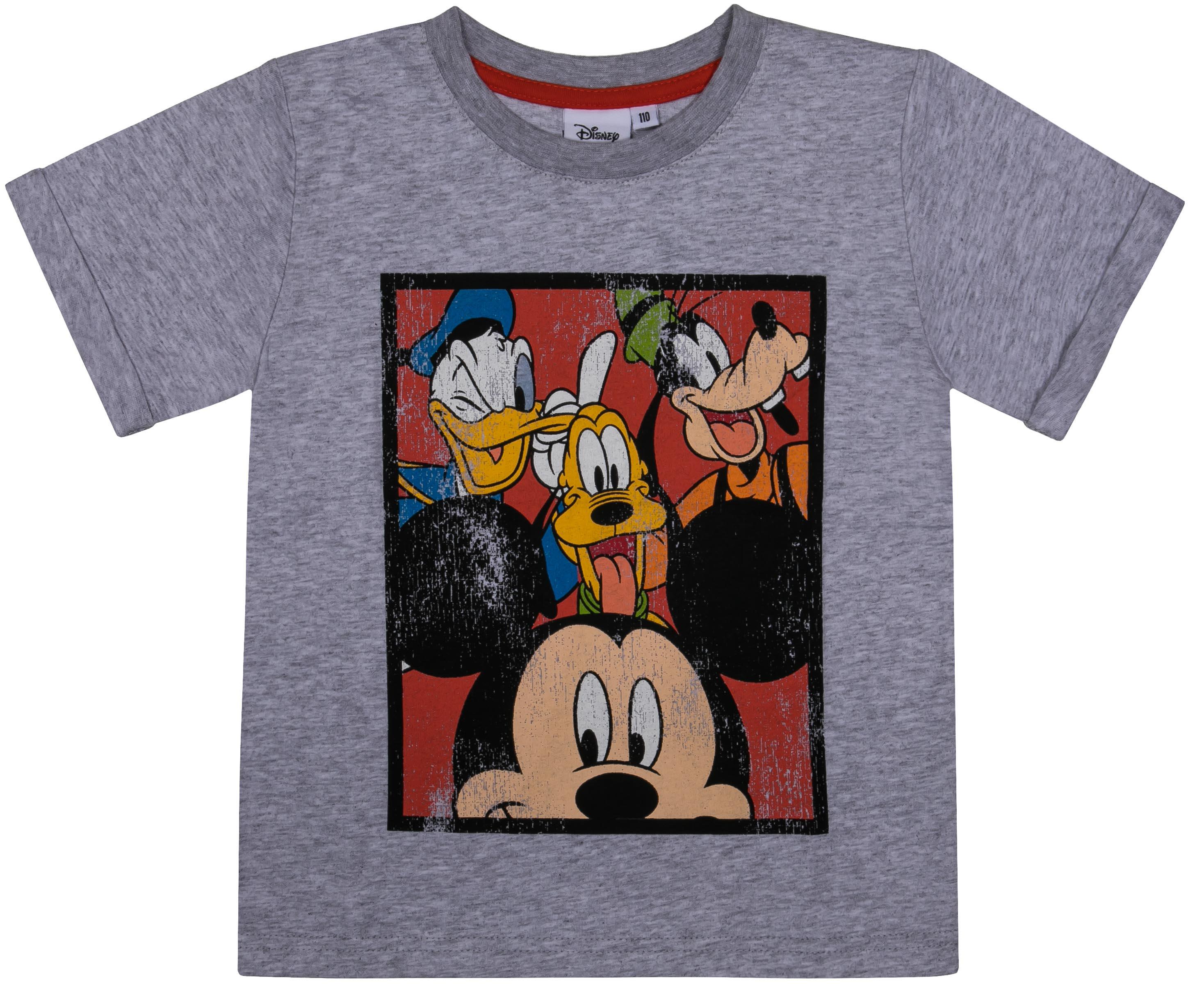 Футболки Barkito Mickey Mouse family 083-0117017LC брюки barkito mickey mouse family