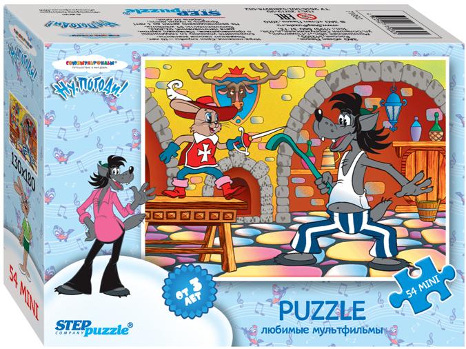Пазлы Step Puzzle Союзмультфильм: Любимые мультфильмы 4 пазл step puzzle союзмультфильм любимые мультфильмы 4 54 эл в ассортименте