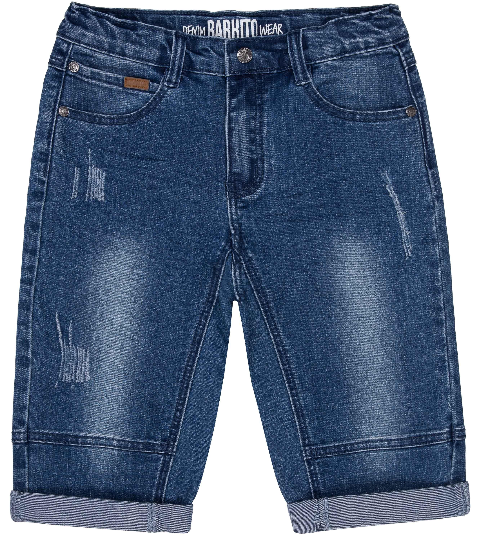 Шорты для мальчика Barkito Синие шорты для мальчика barkito синие