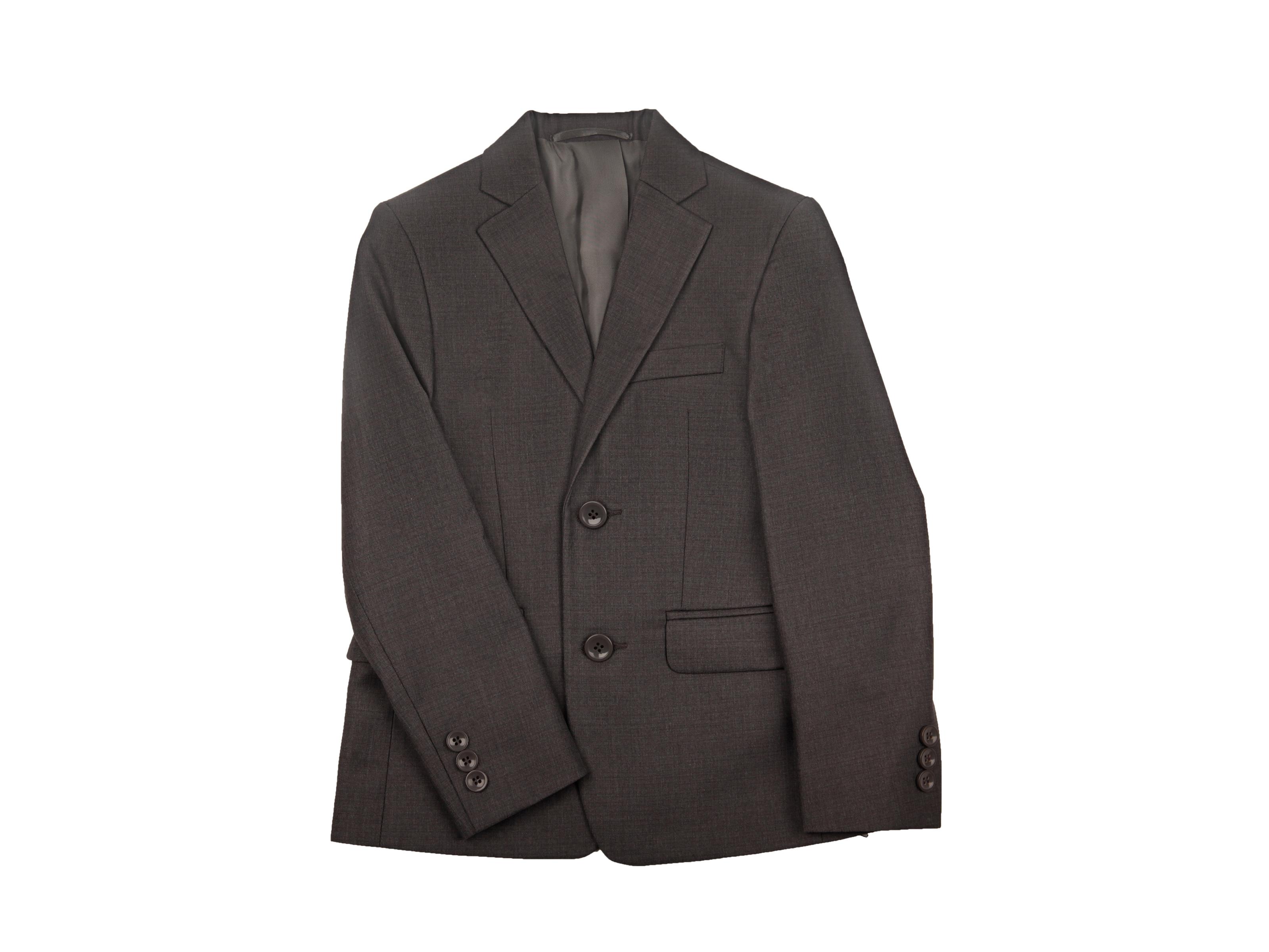 Купить со скидкой Пиджак для мальчика Valmer серый
