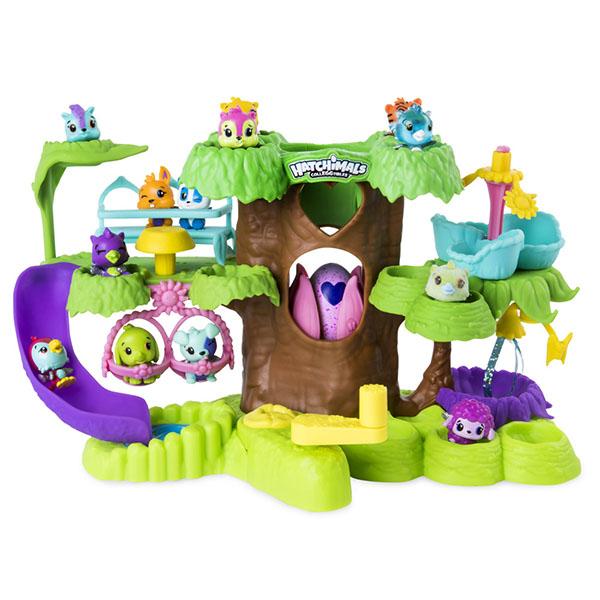 Аксессуары к серийным игрушкам Hatchimals Игровой набор Hatchimals «Детский сад для птенцов»