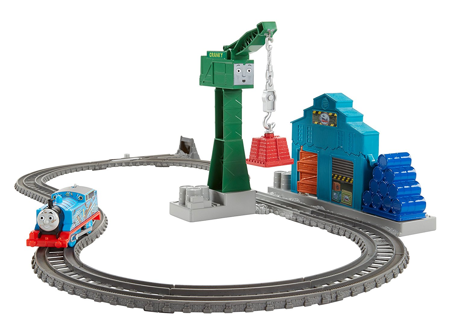 Thomas & Friends Thomas&Friends Крушение в доках