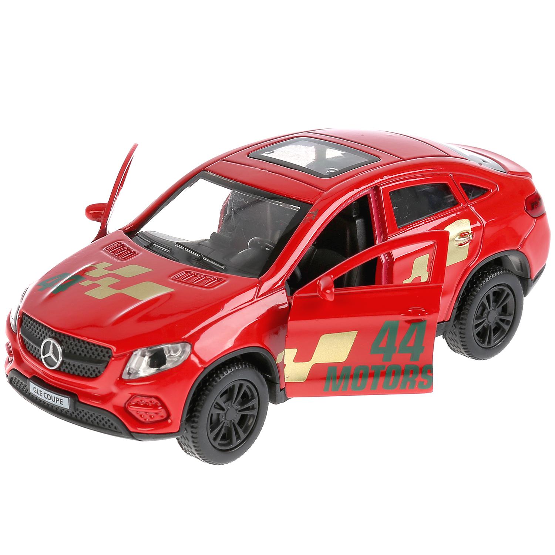 Машина Технопарк Mercedes-BENZ GLE COUPE спорт 267173 машина технопарк mercedes benz gle coupe