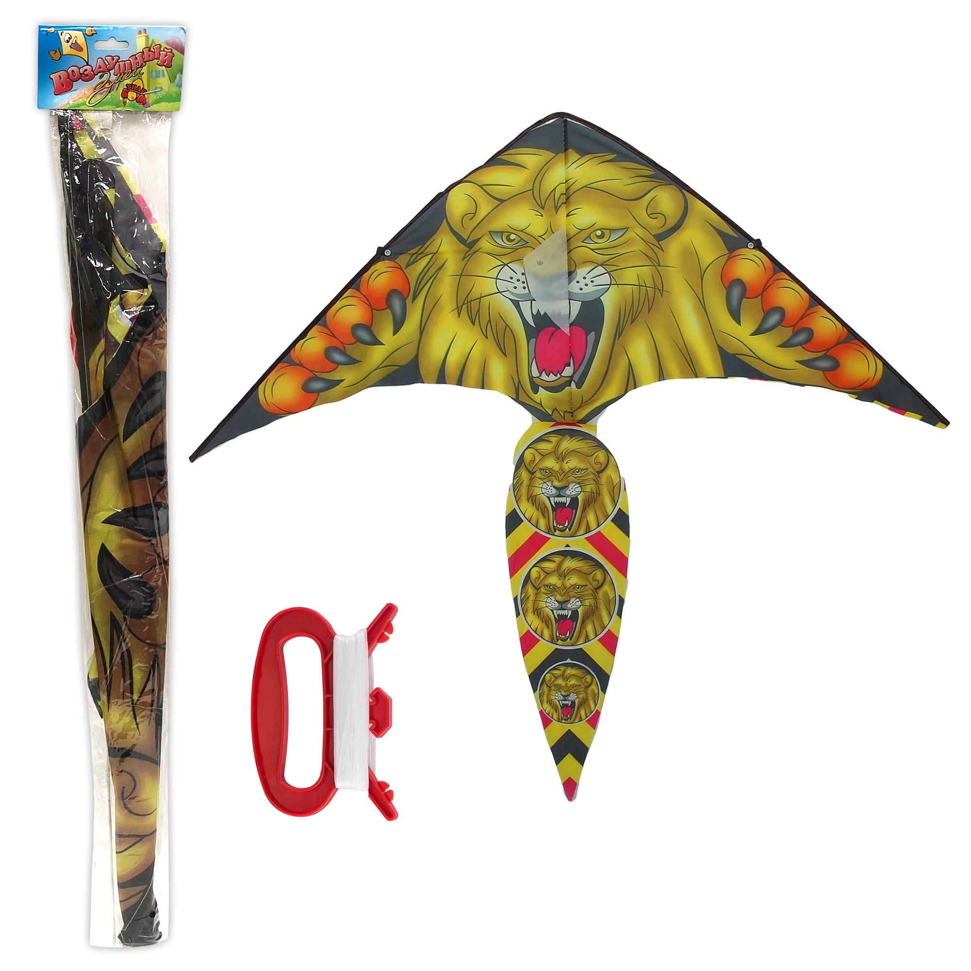 Воздушные змеи Тилибом Воздушный змей Тилибом 110 см mag2000 дед мороз и снеговик подсвечник со свечей 8 2 x 4 5 x 7 7 см
