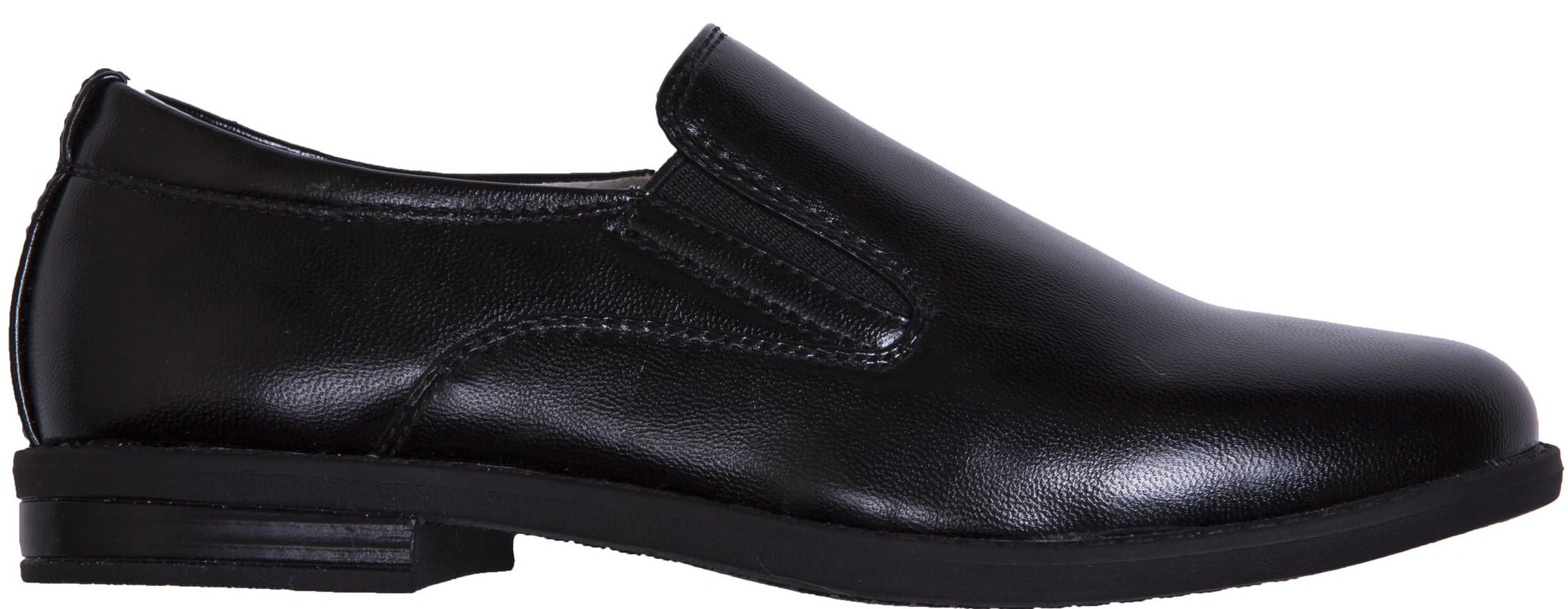 Ботинки и полуботинки Barkito Черные elegami elegami ботинки для мальчика в школу черные