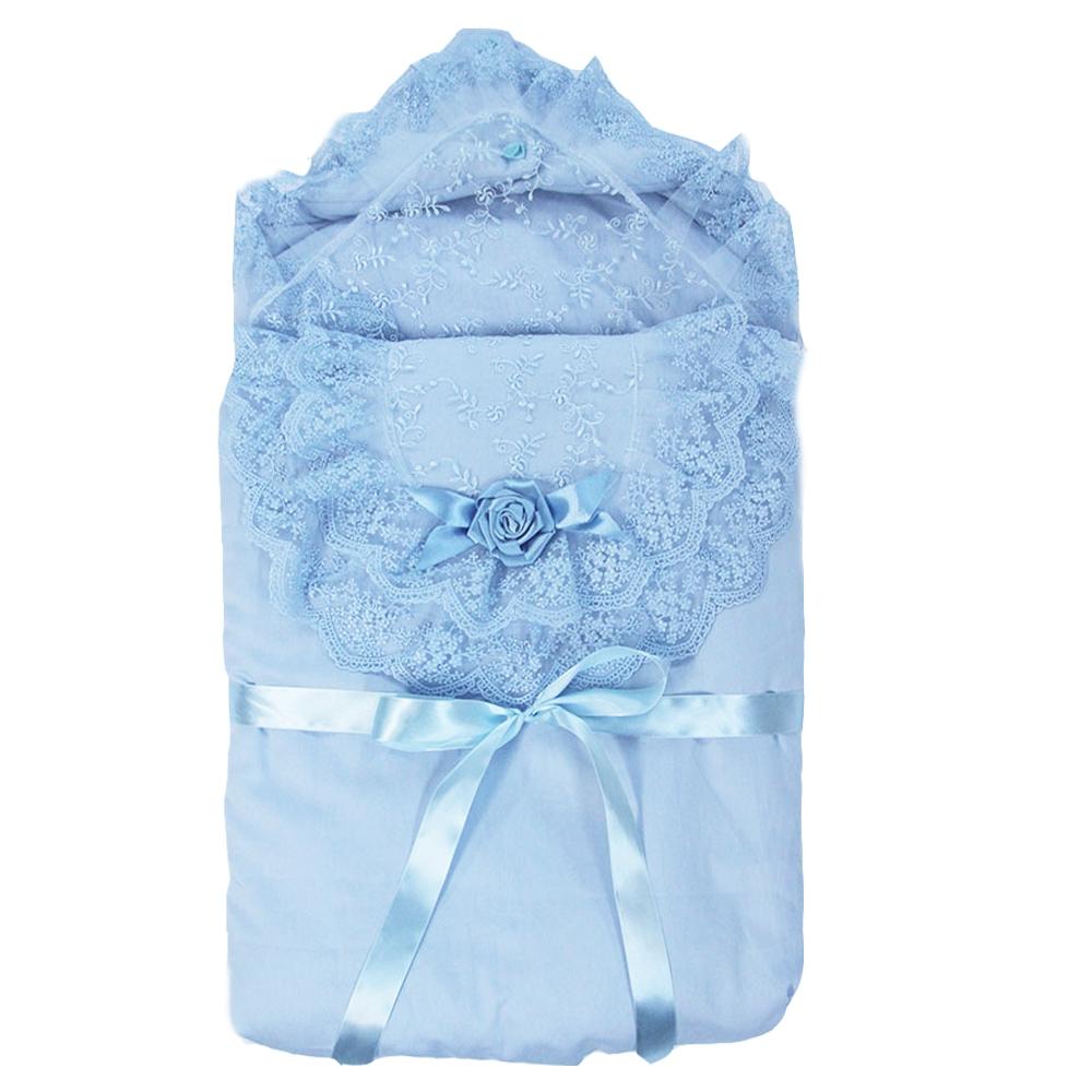 Комплекты на выписку Арго Конверт на выписку с уголком, голубой маргарита одеяло конверт на выписку маргарита велюровое с рюшей и уголком весна осень синтеп