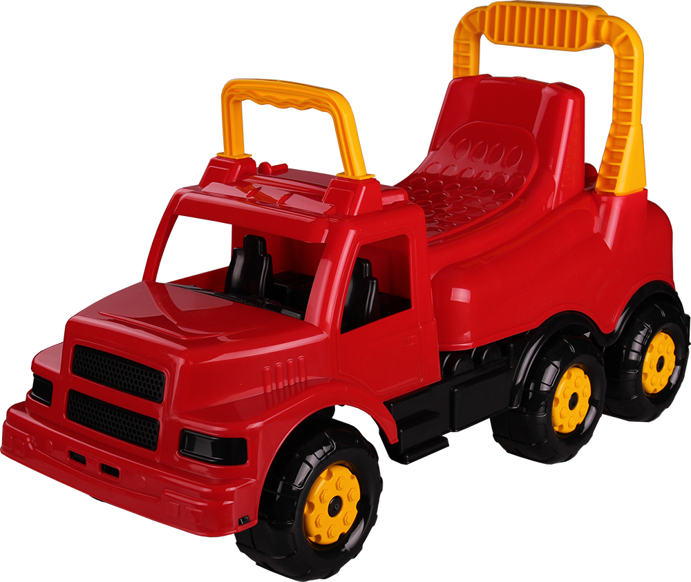 Фото - Машинки-каталки и ходунки Веселые гонки Каталка-машинка Весёлые гонки красная авто ночные гонки