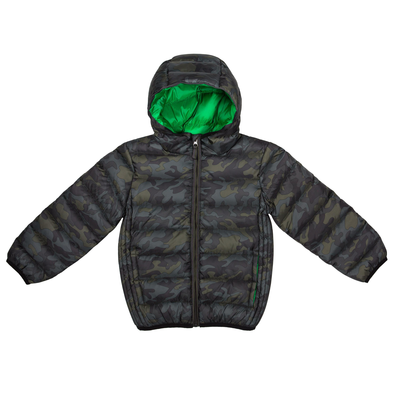 Куртка для мальчика Barkito W17B4019P камуфляж цена