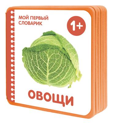 купить книга для самых маленьких (EVA) Мозаика-Синтез Мой первый словарик. Овощи по цене 237 рублей