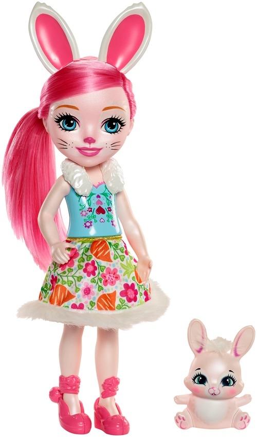 Enchantimals Enchantimals Кукла Enchantimals с любимой зверюшкой 30 см в асс.