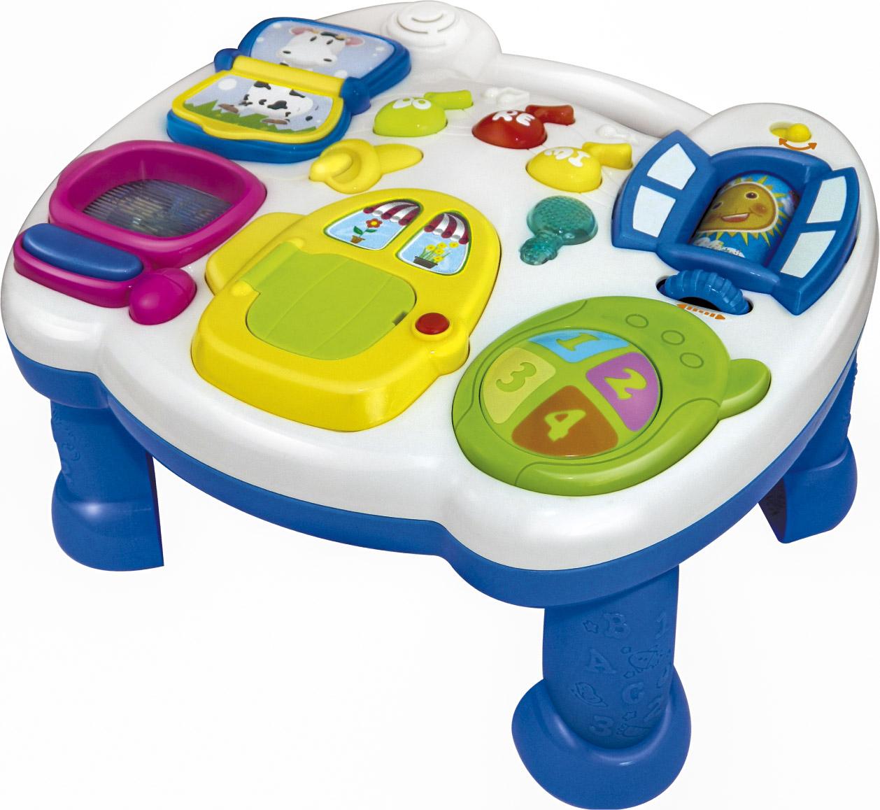 Игровой центр Mommy Love WD3629 mommy love развивающая игрушка веселое путешествие кораблик цвет голубой желтый